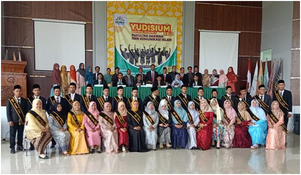 3 Mahasiswa FDKI IAIN SAS Bangka Belitung Raih Predikat Kelulusan Cumlaude