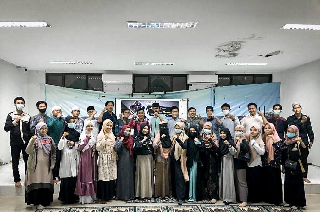 """Khotmil Qur'an dan Buka Bersama, Dema Fakultas Tarbiyah IAIN SAS Babel: """"Raih Berkah dengan Mencintai Al-Qur'an"""""""