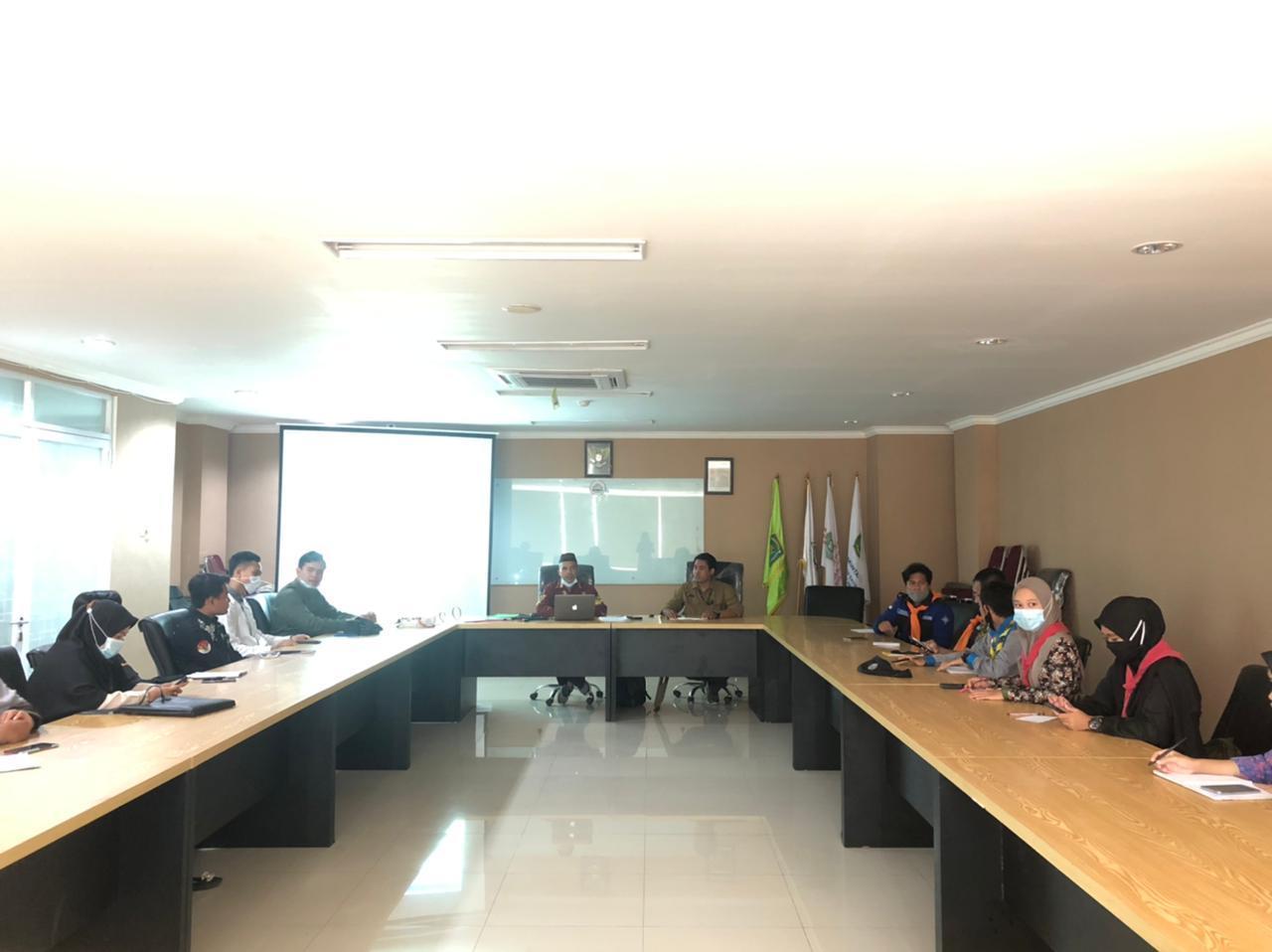 Dengan Kolaborasi, Wakil Rektor III Berharap Ormawa Berikan Kontribusi Besar