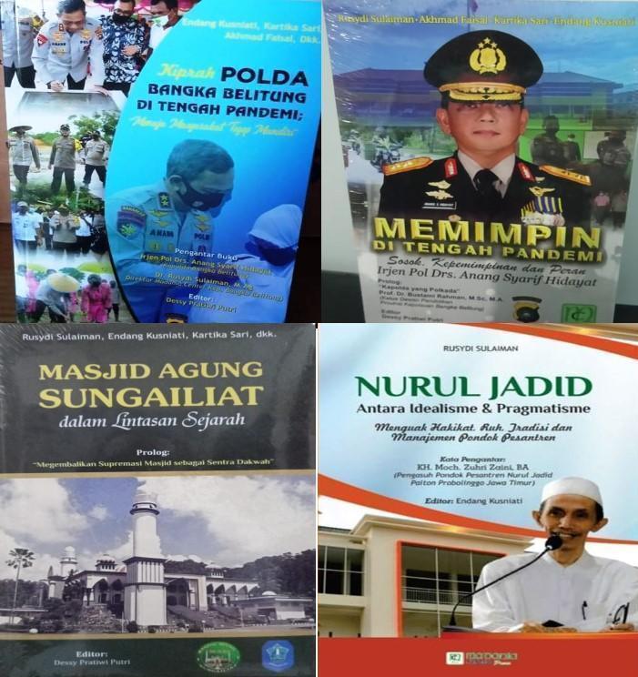 Dosen IAIN SAS Bangka Belitung Terbitkan Buku Baru