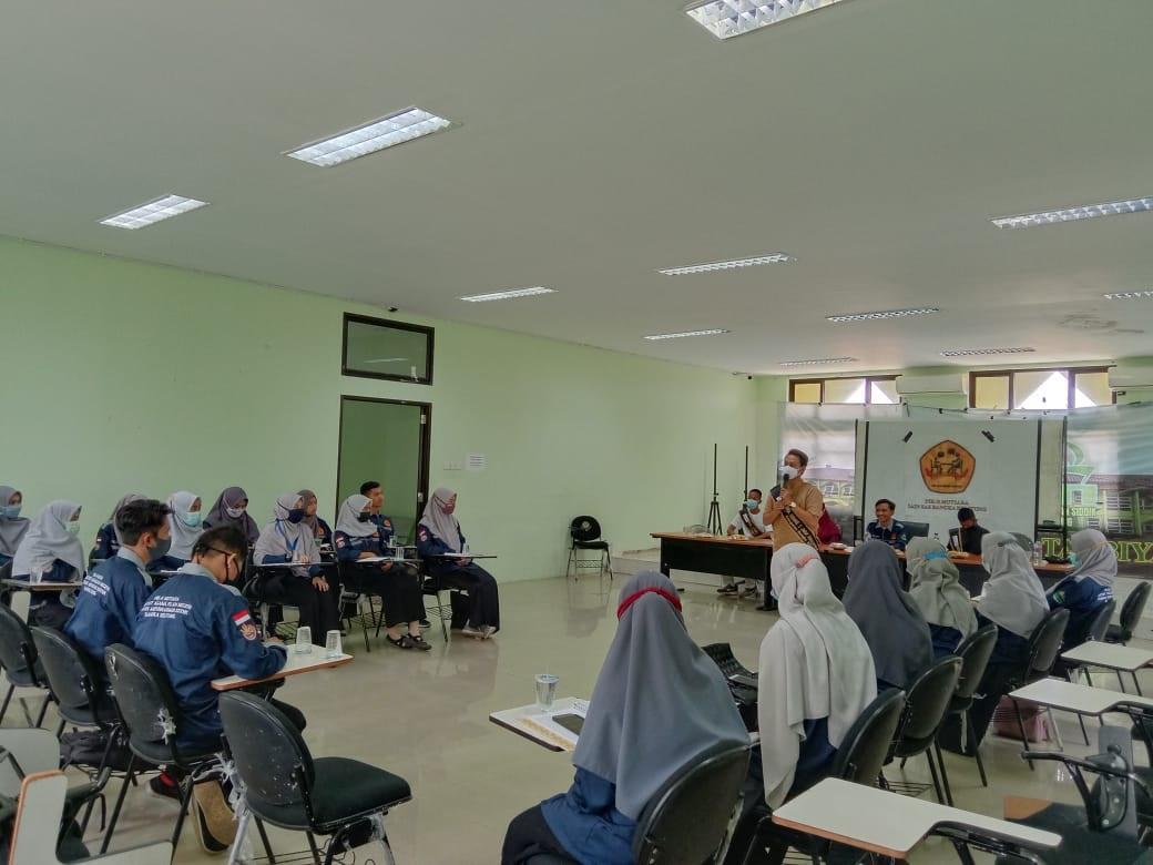 Duta Genre Bangka Silaturahmi Ke PIK-R Mutiara IAIN SAS BABEL