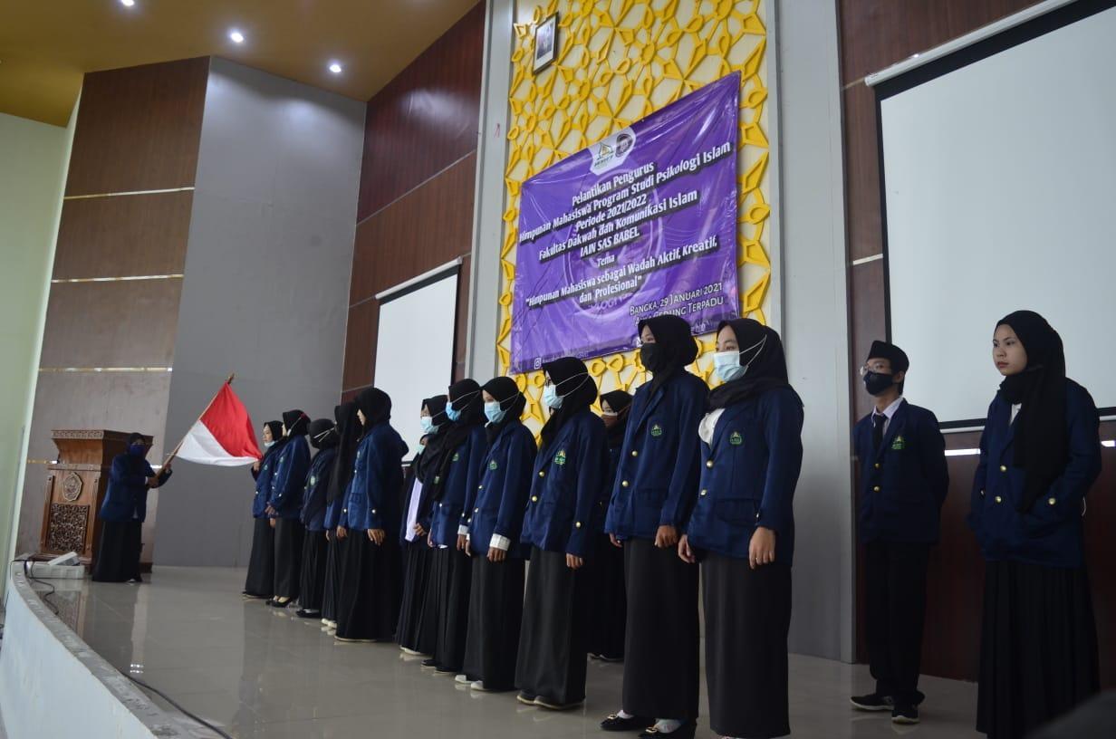 Himpunan Mahasiswa Prodi Psikologi Islam Resmi Dilantik