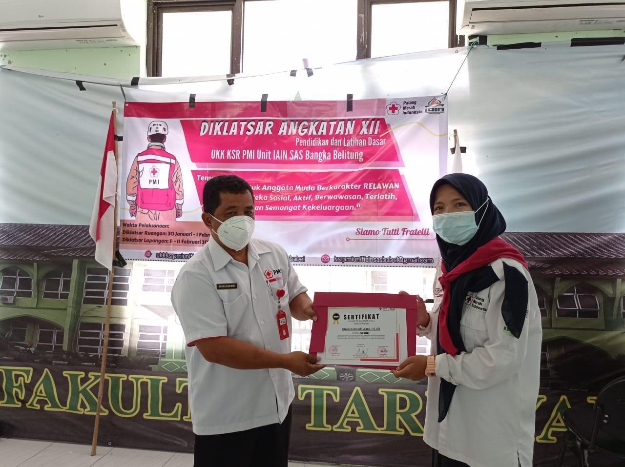 KSR PMI Rekrut Anggota Baru ditengah Pandemi