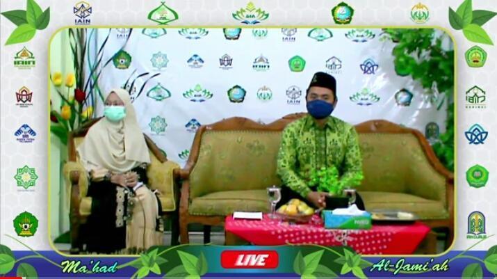 Ma'had Al Jami'ah IAIN SAS Babel Sukseskan Mahadharah Kubra Ma'had Al-Jami'ah Se-Sumatera