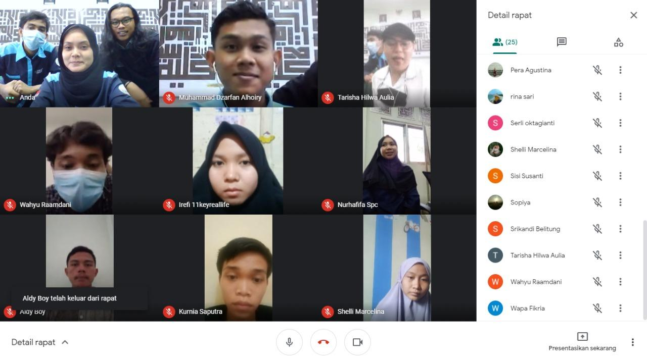 Mahasiswa KPI IAIN SAS Babel Asah Kompetensi Public Relations