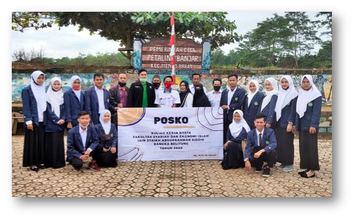 Pelepasan KKN Fakultas Syariah dan Ekonomi Islam