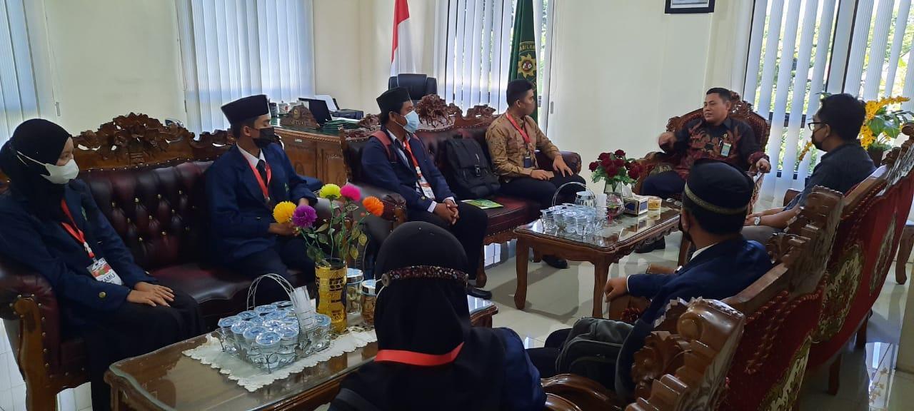 Pengadilan Agama Sungailiat  Kembali Menerima Mahasiswa Praktek Kerja Lapangan (PKL) IAIN SAS Babel