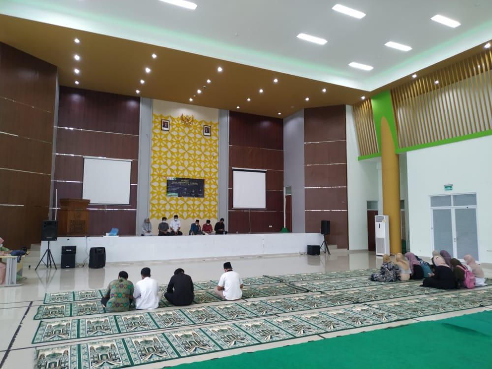 Pererat Silaturahmi, HIMA Prodi Perbankan Syariah Gelar Buka Puasa Bersama