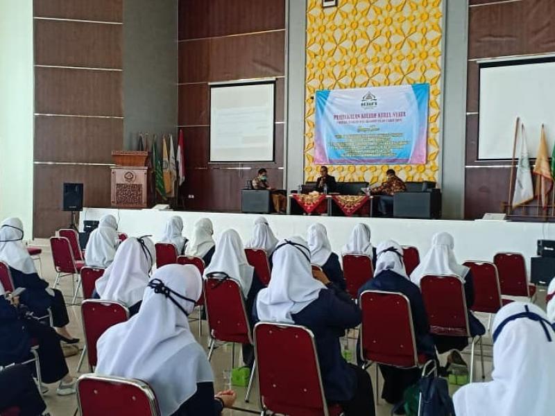 Dok. Pembekalan Kuliah Kerja Nyata Fakultas Syariah dan Ekonomi Islam
