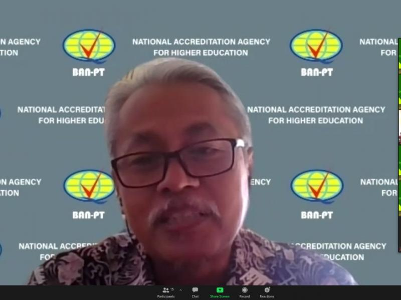 Asesor I BAN-PT: Prof. Dr. Yayan Nurbayan, M.A., Guru Besar Universitas Pendidikan Indonesia (UPI Bandung)