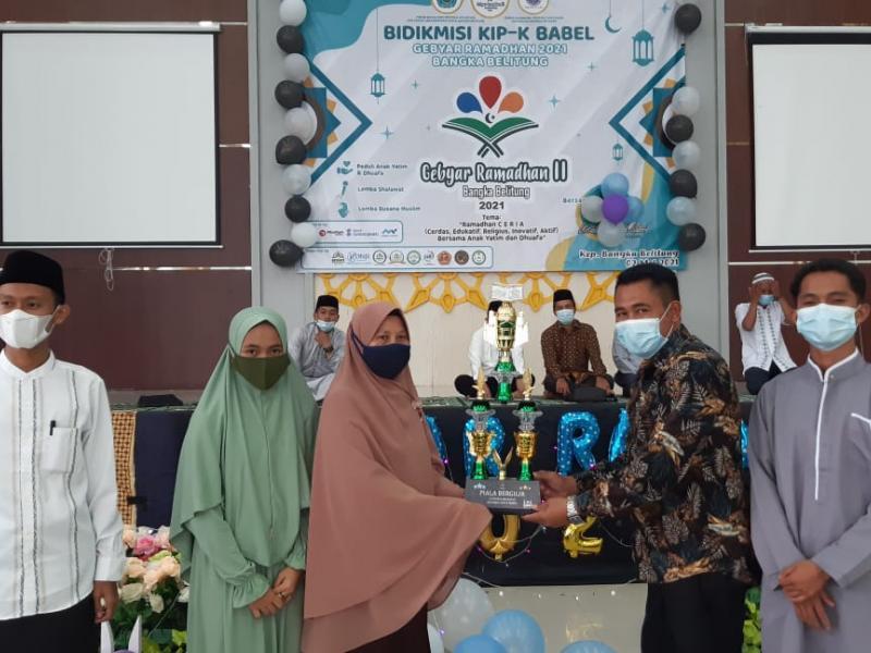 Juara Umum Perlombaan, Panti Asuhan Aisyiyah