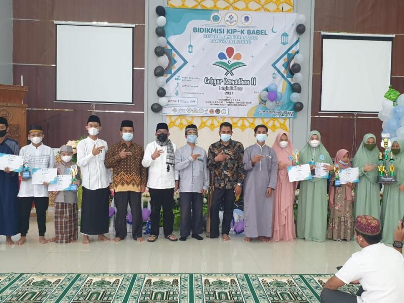 Foto Bersama Pemenang Lomba