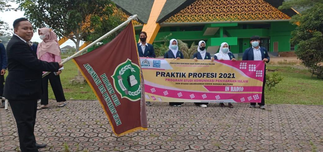 Pelepasan Mahasiswa Praktik Profesi Fakultas Dakwah Dan Komunikasi Islam