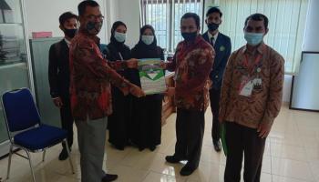 Mahasiswa Hukum Keluarga Islam (HKI) Ikuti PKL di Pengadilan Agama Pangkalpinang