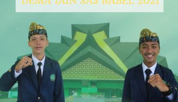 DEMA Institut Siapkan Wadah Minat dan Bakat Mahasiswa IAIN SAS Babel