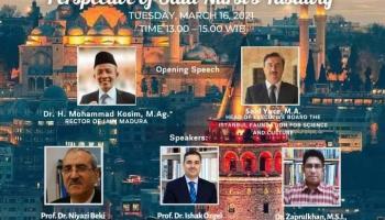 Dosen IAIN SAS Bangka Belitung Jadi Pembicara Forum Internasional
