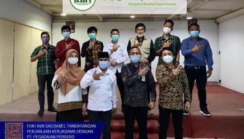 Fakultas Dakwah dan Komunikasi Islam Jalin Kerjasama dengan PT. Pegadaian Persero