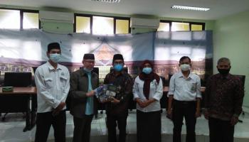 Fakultas Tarbiyah IAIN SAS Bangka Belitung Jalin Kerjasama Dengan FITK UIN Raden Fatah Palembang