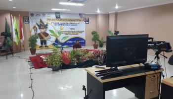 Hari Pertama PKM Se-Sumatera, IAIN SAS Bangka Belitung Tampil di Empat Cabang