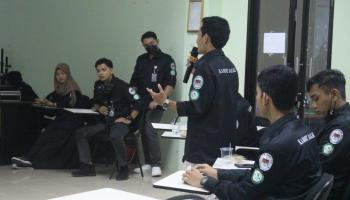 HMPS KPI IAIN SAS Babel Gelar Workshop Speaking Integrity