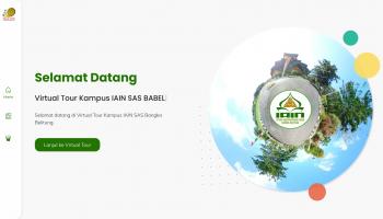 IAIN SAS Bangka Belitung Siap Selenggarakan PBAK Online 2021