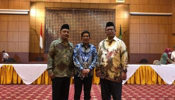 Kepala Biro AUAK IAIN SAS Babel Dilantik Jadi Kakanwil Kemenag Bangka Belitung
