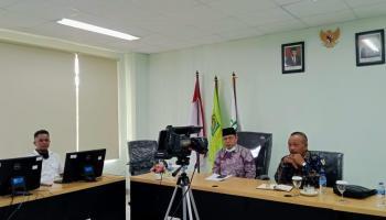 Kepala Biro Berharap Adanya Penguatan Good Governance untuk Tindaklanjuti Rakernas Kemenag 2021