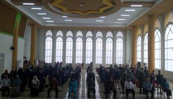 LPH dan HAM Pancasila Kerjasama dengan Fakultas Syariah dan Ekonomi Islam Gelar Sosialisasi Penyuluhan Hukum di IAIN SAS Bangka Belitung