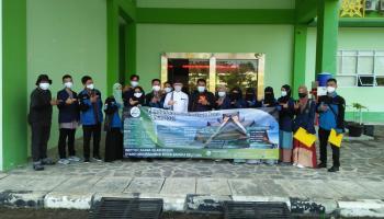 Mahasiswa Formasi KIP-K  IAIN SAS Bangka Belitung Goes to School