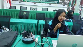 Lewat Mata Kuliah Fotografi, Mahasiswa KPI Adakan Pameran Fotografi Secara Virtual