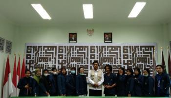 Mahasiswa Prodi Psikologi Islam IAIN SAS Bangka Belitung Ikuti Pelatihan Kehumasan