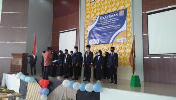 Pelantikan Pengurus SEMA dan DEMA Masa Bhakti 2021-2022 Fakultas Dakwah dan Komunikasi Islam