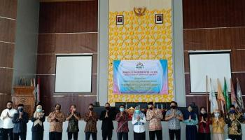 Pembekalan Kuliah Kerja Nyata Fakultas Syariah dan Ekonomi Islam IAIN Syaikh Abdurrahman Siddik Bangka Belitung
