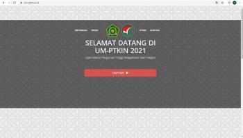 Pendaftaran Jalur UM-PTKIN IAIN SAS Babel Tahun 2021 Resmi Dibuka