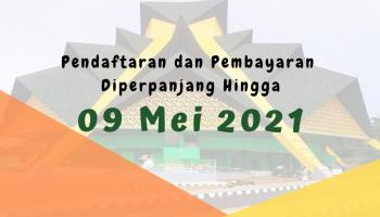 Pendaftaran UM-PTKIN IAIN SAS Babel Diperpanjang Sampai 9 Mei 2021