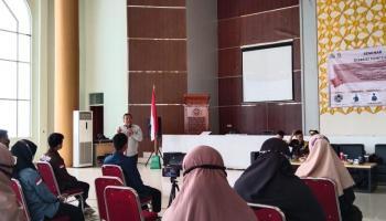 Peringati Hari Lahir Pancasila, Dema IAIN SAS Bangka Belitung Adakan Diskusi Pancasila