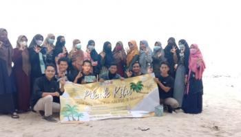 PIK-R Mutiara IAIN SAS Babel Pererat Silaturrahmi Sesama Anggota Dengan Piknik Bersama