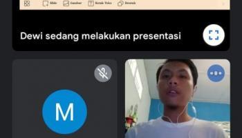 Mahasiswa Prodi  KPI IAIN SAS Babel Mengasah Skill dengan Workshop Design Grafis