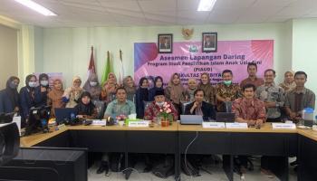 Prodi Pendidikan Islam Anak Usia Dini (PIAUD) IAIN SAS Bangka Belitung Raih Akreditasi B