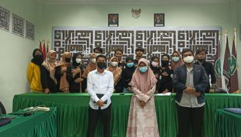 HMJI Fakultas Dakwah dan Komunikasi Islam Gelar Raker  2021
