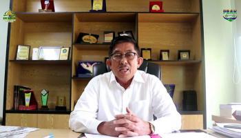 Sambutan Rektor IAIN Syaikh Abdurrahman Siddik Bangka Belitung Kepada Para Mahasiswa Baru Tahun 2020