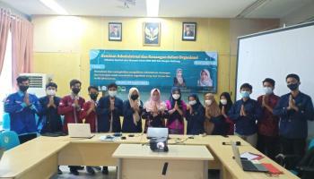 Seminar Administrasi Keuangan dalam Organisasi untuk FSEI yang Lebih Baik