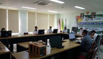 Serentak Se-Indonesia, IAIN SAS Bangka Belitung Gelar SSE UM-PTKIN Tahun 2021
