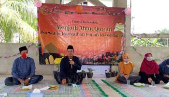 Ma'had Al-Jami'ah IAIN SAS Bangka Belitung Gelar Tabligh Akbar Menyambut Ramadhan 1442 H