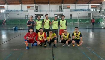 Tim Futsal IAIN SAS Babel Kembali Gelar Pertandingan Persahabatan Melawan Dewan Guru SDIT AL-Qudwah Pangkalpinang