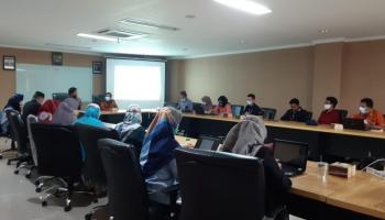 Tindaklanjuti Kerjasama, IAIN SAS Babel undang Bangka Pos dalam Pelatihan Jurnalistik