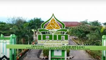 Video Profil IAIN Syaikh Abdurrahman Siddik Bangka Belitung
