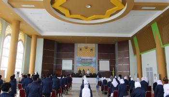 Wakil Dekan FDKI: Lakukan Yang Terbaik Meski Dalam Tahap Belajar