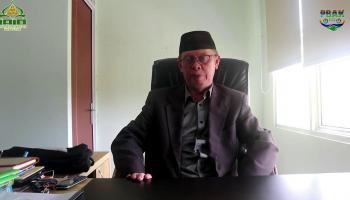 Wakil Rektor Bidang Akademik IAIN Syaikh Abdurrahman Siddik Bangka Belitung