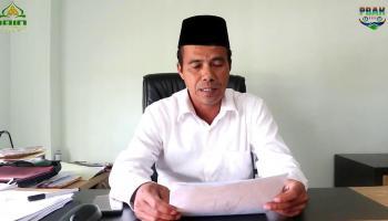 Wakil Rektor Bidang Kemahasiswaan dan Kerja sama IAIN Syaikh Abdurrahman Siddik Bangka Belitung